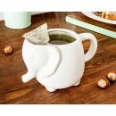 Elephant mug - WHITE