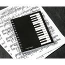 mayorista Regalos y papeleria: Notas musicales - I LOVE MUSIC