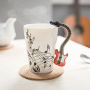 Mug Music - GUITAR RED