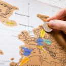grossiste Articles Cadeaux: Plan du scratch  mondial ENGLISH VERSION