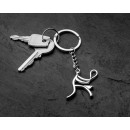 wholesale Keychains: Athlete's keychain - Tennis