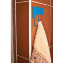 Großhandel Kleinmöbel: Design-Aufhänger DROP - blau