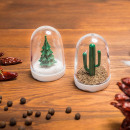 Pepper and salt  shaker - Christmas tree & cact