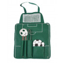 wholesale Garden & DIY store: Football grill set - green