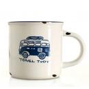 China MINI cup retro - Travel