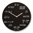 wholesale Clocks & Alarm Clocks:Math Clock - black