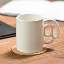 wholesale Cups & Mugs:Mug Information - WHITE