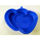 wholesale Casserole Dishes and Baking Molds: The silicone mold TWO HEARTS