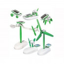 Großhandel Bausteine & Konstruktion:Solar-Kit 6in1