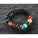 GALAXY bracelet (solar system)