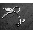 wholesale Keychains: Athlete's keychain - Basketball