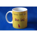 Magic mug Hundred years old / Happy Birthday