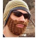 Großhandel Verkleidung & Kostüme:Cap mit einem Bart