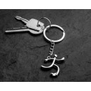 wholesale Balls & Rackets: Athlete's keychain - Football