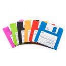Floppy disk holder 6 pcs.