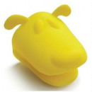 wholesale Pet supplies: Silicone dog paw - YELLOW
