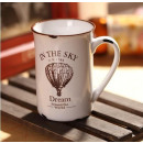 wholesale Cups & Mugs: Porcelain cup retro - in the sky
