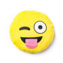 wholesale Cushions & Blankets:Pillow emotka SILLY WINK