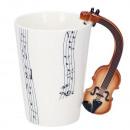 grossiste Maison et cuisine: Tasse de musique - VIOLON