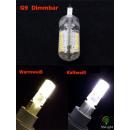 Großhandel Home & Living: Dimmbar LED G9  Stecklampe 230V Kaltweiß 72x3014SMD
