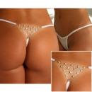 Großhandel Erotik Bekleidung:Dessous - Tanga