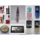 groothandel Make-up: Maybelline cosmeticaproducten in een mix