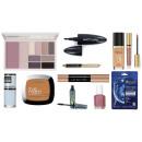 Cosmetische producten in een mix