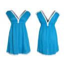 Hübsches  Kleid in 2 Farben  Sommerkleid