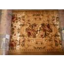 grossiste Tapis & Sols: Petit tapis  oriental Beige Rose modèle 001