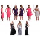 Schicke elegante Damen Kleider in Mix, Juli 2017