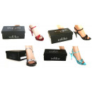 Rabatt !! Damen Elegante Sandaletten aus Satin !!!
