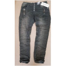 Damen Jeans in oliv