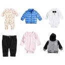 Cubus Kleider Babies Winter/Frühjahr/Sommer 1-3 J.