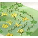 18 Girlanden Tisch- Blumen-Schmuck
