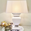 wholesale Lampes: WHITE LADY lamp 59 cm table lamp bedside lamp