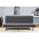 Canapé DELHI canapé-lit divan pliant similicuir AN