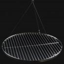grossiste Bijoux & Montres: Grill ronde en  acier inoxydable câble Ø 53 cm