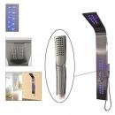 groothandel Verwarming & Sanitair: DRULINE 4 functies douchepaneel LED-verlichting D