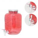 wholesale Drinking Glasses: DRULINE 4L Beverage Dispenser Dispenser Zaphahn Re