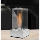 wholesale Burning Stoves: DENVER bio-ethanol fireplace Stainless WHITE ...
