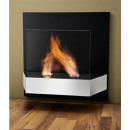 wholesale Burning Stoves: Wall fireplace New York 60 cm