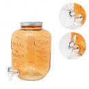 wholesale Drinking Glasses: DRULINE 8L beverage dispenser dispenser Zaphahn Or