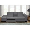 Canapé CAIRO canapé-lit divan pliant similicuir AN