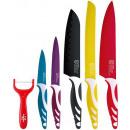 Großhandel Messersets: Swiss -Home-Edelstahl Messer 6 Stück