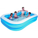 Family pool 2-ring (262x175x51cm)