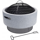 Fire bowl solid - 52 cm