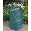 Foldable Pop-Up  garden waste bag, 120 liters