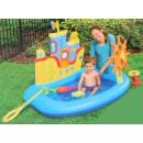 Großhandel Gartenspielgeräte: Spielen Pool Schlepper 140x130x104cm