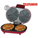 grossiste Thermos:Waffle Maker DUO 1000W