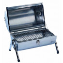 BBQ collection RVS dubbele tafel-barbe